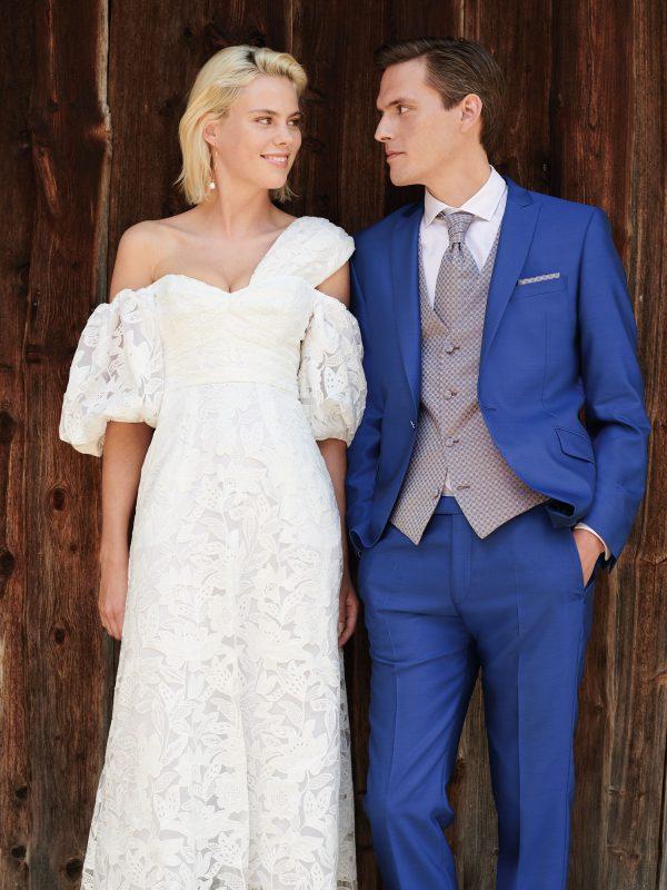 Digel FS21 2021 Herrenanzug Ceremony 1110988 24 SS21 Avorio Vestito BrideStore and more Eiche Berlin